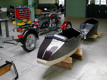 How we build your sidecar
